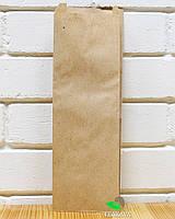 Крафт пакет бумажный 100х310х40 мм, 100 шт