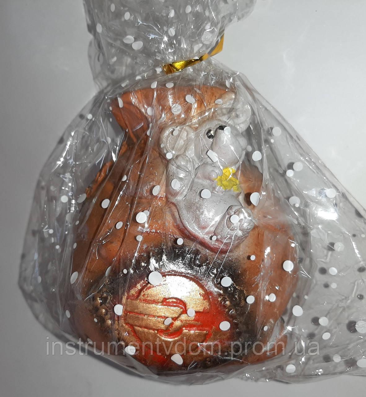 "Копилка ""Символ года Мышка на мешке"""