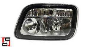 Фара головного світла р/керування LH Mercedes Actros MP2