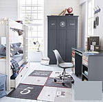 Кресло Астер, серый, фото 2