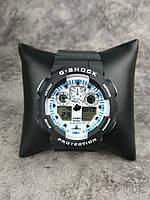 Часы Casio G-Shock реплика black-white