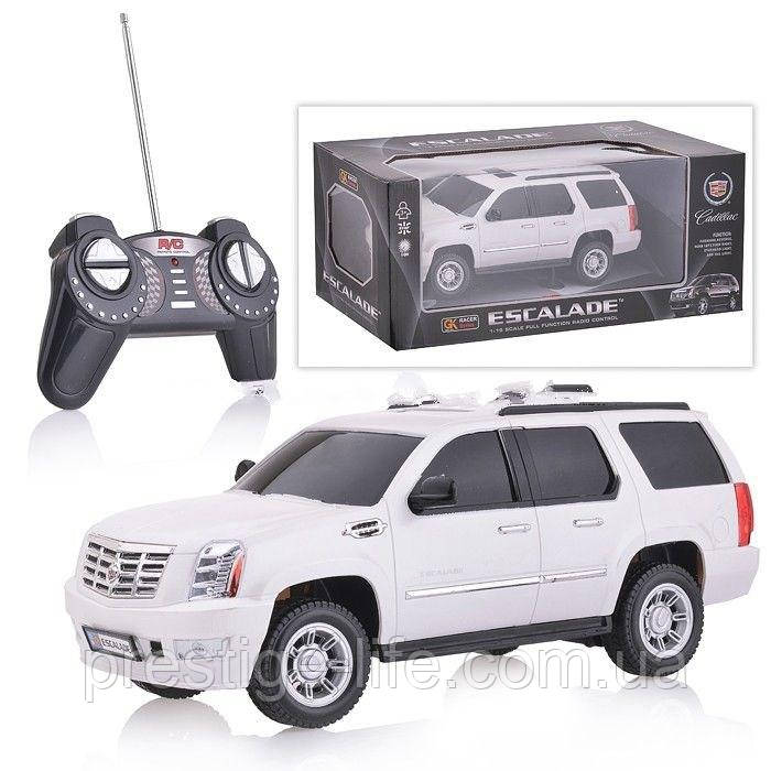 Автомобиль на радиоуправлении Cadillac Escalade 866-1602B Белый