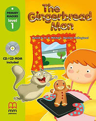 Primary Readers 1 The Gingerbread Man with CD-ROM
