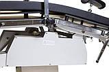 МТ300 стіл операційний універсальний рентгенопрозорий з механіко-гідравлічним приводом, фото 6