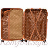 Комплект чемодан и кейс Bonro Next  маленький желтый (10066707), фото 5