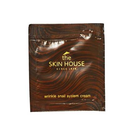 Многофункциональный улиточный крем The Skin House Wrinkle Snail System Cream, 50 мл, фото 2