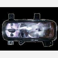 Фара головного світла з протитуманкою р/керування LH Mercedes Atego II 2004-2005
