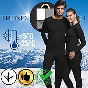 Два комплекта термобелья мужское+женское до - 25°С по норвежской технологии