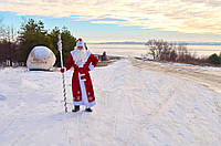 Дед Мороз и Снегурочка Днепр