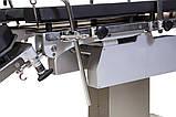 МТ300 стіл операційний універсальний рентгенопрозорий з механіко-гідравлічним приводом, фото 2