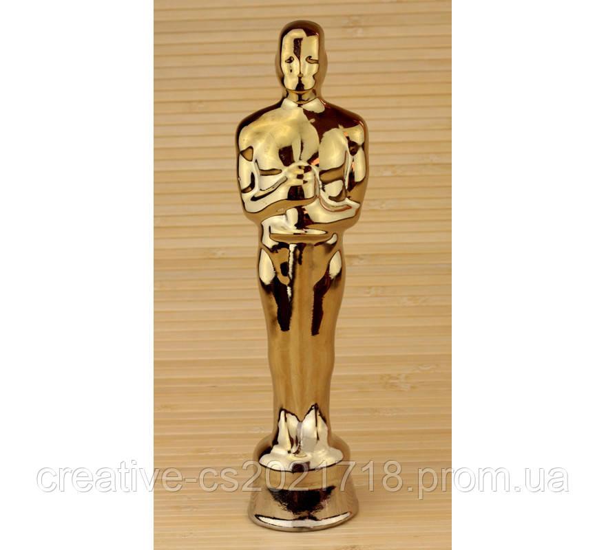 Оскар кубок статуэтка керамический 27 см.