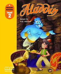 Primary Readers 2 Aladdin with CD-ROM