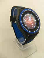 Розумні годинник Smart Watch R10 чорно-сині