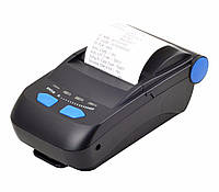 Мобильный чековый принтер 58мм Xprinter XP-P300 беспроводный, bluetooth, Android, Windows