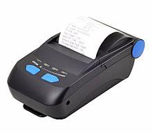 Мобільний чековий принтер 58мм Xprinter XP-P300 бездротовий, bluetooth, Android, Windows