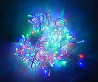 Гирлянда  Нить LED 500 мульти,20 м