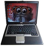 "Ноутбук Dell Latitude D630 14"" 4GB RAM 160GB HDD № 5"