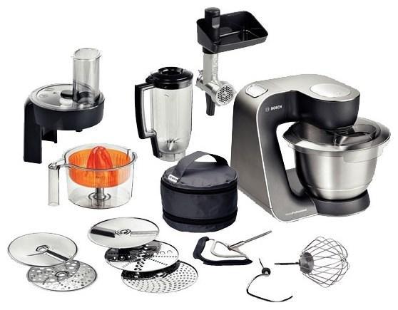 Кухонный комбайн Bosch MUM57860 [900W]