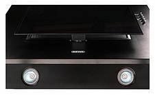 Кухонная вытяжка Eleyus Титан LED А 800 / 60 (чёрная), фото 3