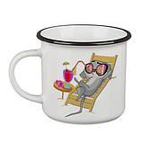 Кружка Camper Перерва на каву та «помріяти»… 250 мл (KRC_20NG004), фото 3