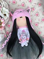 Кукла Тильда оригинальный подарок для девушки женщины ручной работы сувенир Tilda004