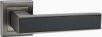 Дверная ручка MVM A-2015 MC+Black