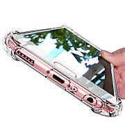 Силиконовый чехол Shockproof для iPhone XS Max