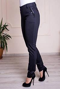 Молодежные брюки Варшава серая