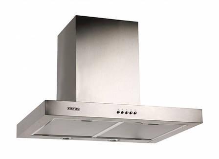 Кухонная вытяжка Eleyus Кварта LED H 800 / 90 (нержавейка), фото 2