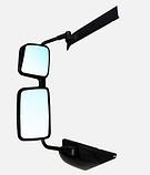 Зеркало RENAULT PREMIUM DXI основное зеркало комплект РЕНО ПРЕМИУМ мотор подогрев, фото 4