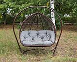 """Подвесное 2-х местное кресло кокон """"УК-21"""". Разные раскраски., фото 5"""