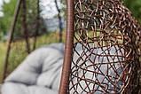"""Подвесное 2-х местное кресло кокон """"УК-21"""". Разные раскраски., фото 3"""