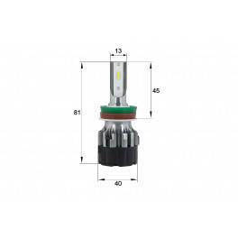 Светодиодные лампы LED H8 SHO-ME G9.3, фото 2
