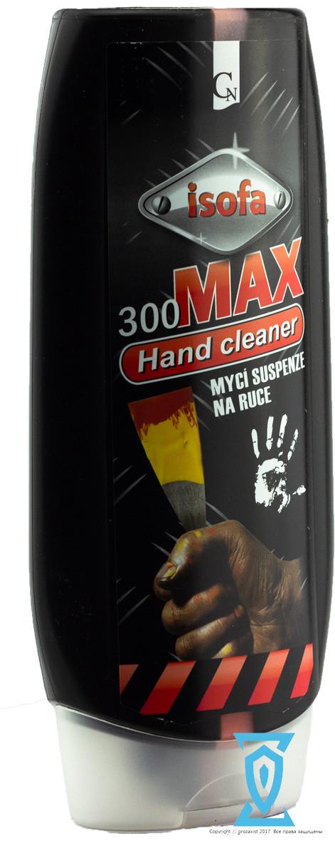 Паста для рук, очищающая Isofa 300МАХ (суспензия), Автопаста