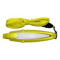 Ручка двоколірна для конференцій з шнурком і карабіном, фото 1
