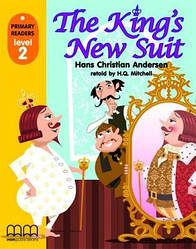 Primary Readers 2 The King's New Suit with CD-ROM