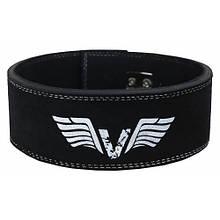 Пояс для важкої атлетики VNK Leather Pro L