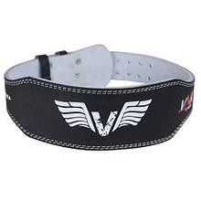 Пояс для важкої атлетики VNK Leather M