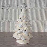 """Подсвечник """"Новогодняя елка"""", керамика (24*13*10 см.), фото 1"""