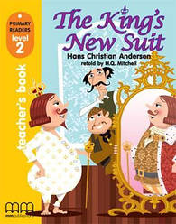 Primary Readers 2 The King's New Suit Teacher's Book