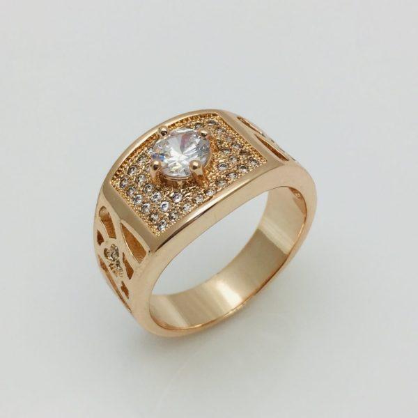 Перстень мужской Раблэ, размер 17, 18, 19, 20