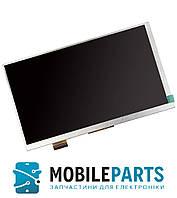 """Дисплей для планшета 7"""" FY-30-CLAG070NQ01 30 pin 164*97*3 мм (1024*600) Оригинал Китай"""