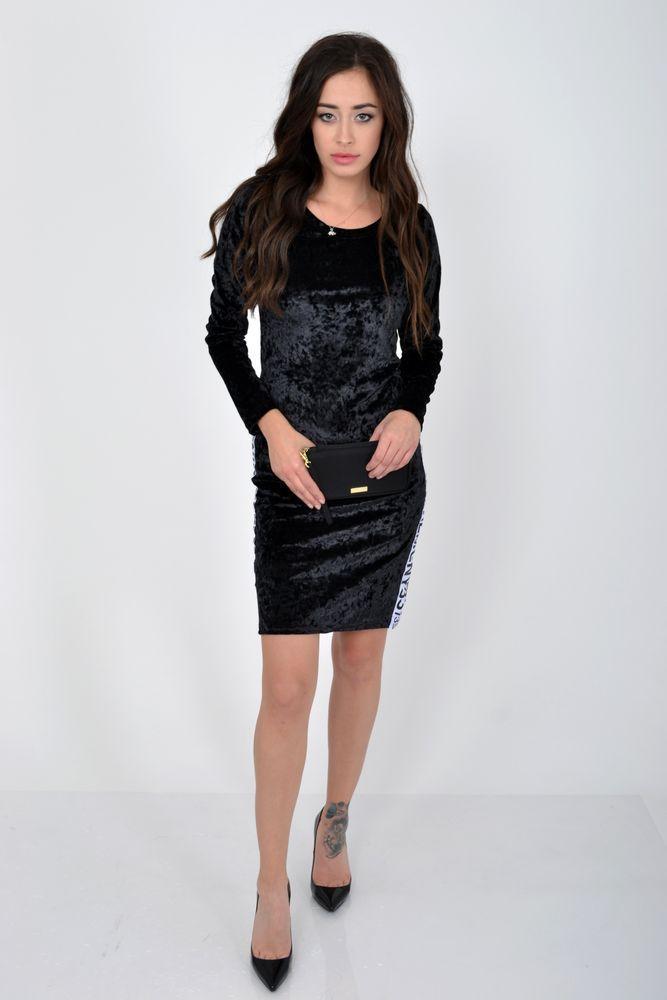 Платье цвет Черный