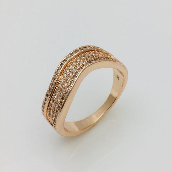 Кольцо на палец Лоренс, размер 17, 18, 19, 20