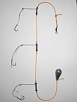 Рыболовный проф-монтаж оснастка с отводами 30 грамм
