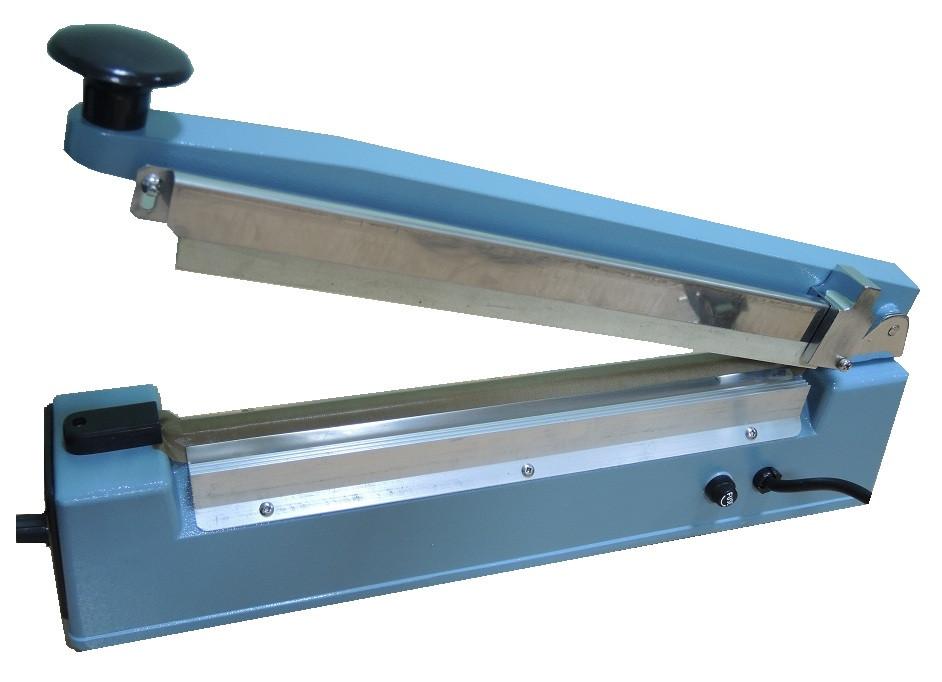 Настольный импульсный запайщик с механическим ножом FS-C 300