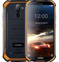 """Смартфон Doogee S40 3/32Gb Orange, IP68, 8+5/5Мп, 4 ядра, 2sim, екран 5.5"""" IPS, 4650mAh, 4G, NFC, фото 1"""