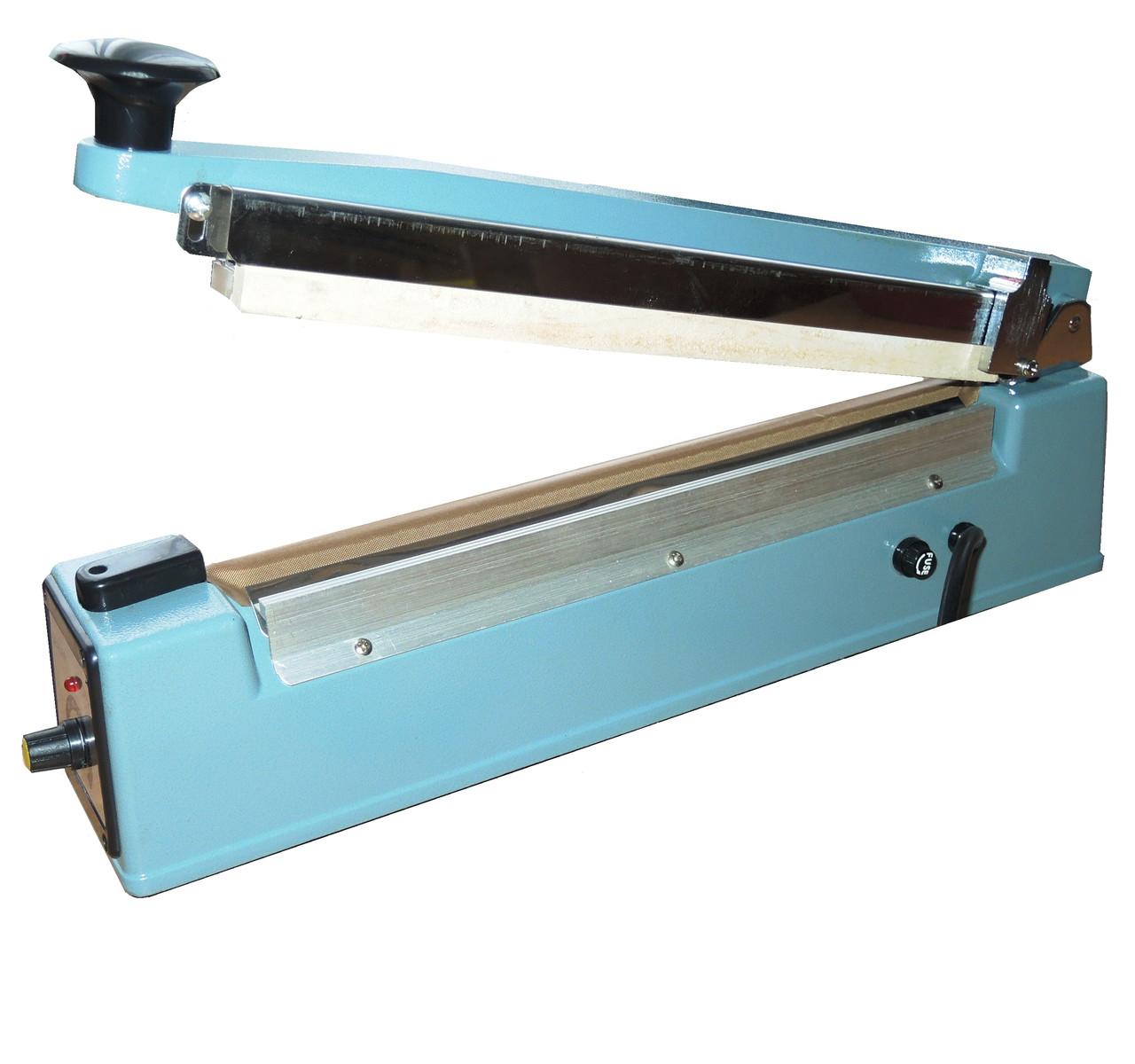 Настольный импульсный запайщик с отрезным ножом FS-C 400