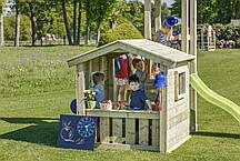 Детская игровая башня с домиком Blue Rabbit LOOKOUT, фото 2