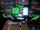 Мотобур Craft-tec PRO EA-200 (у комплекті 1 шнек 100мм і 1 шнек 200мм + подовжувач 500мм). Бензобур Крафт-Тек, фото 10